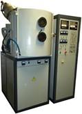 вакуумная установка для напыления