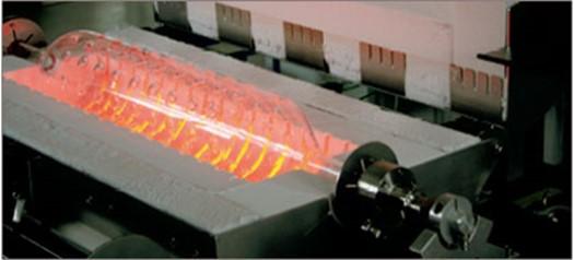 трубчатая печь лабораторная